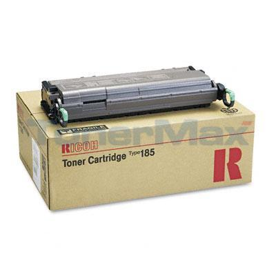 RICOH TYPE 185 AIO TONER CARTRIDGE BLACK